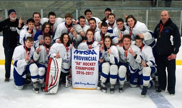 Provincial Hockey Champs!