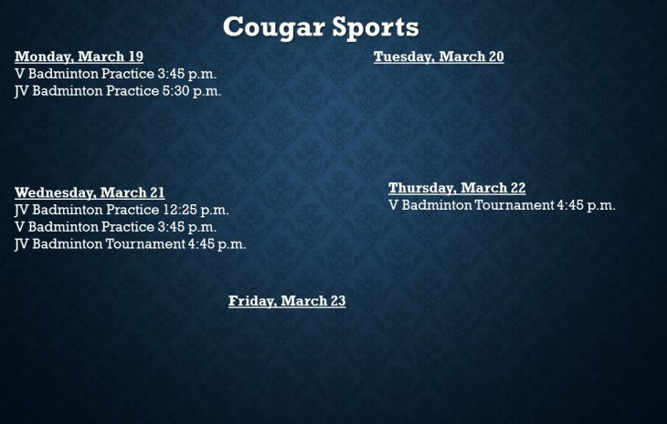 Cougar Sports