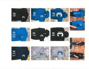 Clothing Sample Pictures