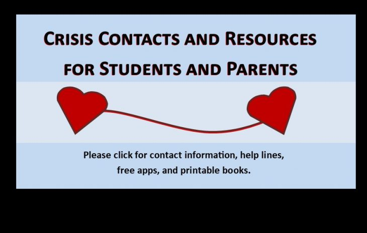 Crisis Contacts and Resources